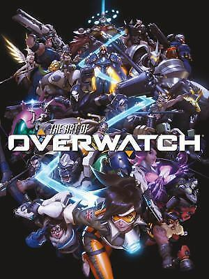 The Art of Overwatch by Blizzard in Used - Good 2