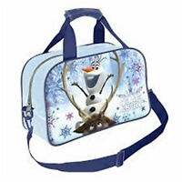 Disney Frozen Olaf Sven Sport/hand/shoulder/travel Bag Size Approx: 39x25x15 Cm