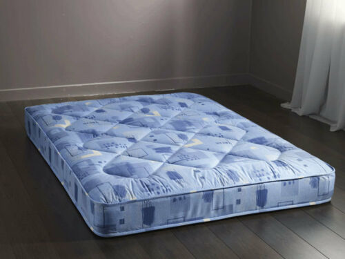Furniture Made To Measure 2ft6 X 5ft6 Short Small Paris Replacement Bunk Bed Mattress Beds Mattresses