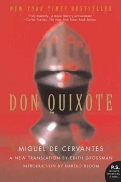 Don Quixote by Miguel de Cervantes (Paperback, 2005)