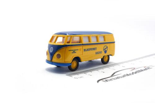 "#31010 Brekina VW T1a Bus /""Blaupunkt Radio/"" 1:87"