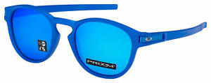 Oakley Latch Sunglasses OO9265-2453 X- Ray Blue | Prizm Sapphire Lens BNIB