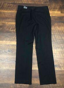 NWT Express Design Studio EDITOR Black Slim size 10 Career Women's Dress Pants