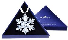 *NEW* Swarovski Annual Edition 2016 Christmas Ornament 5180210 (Sealed)