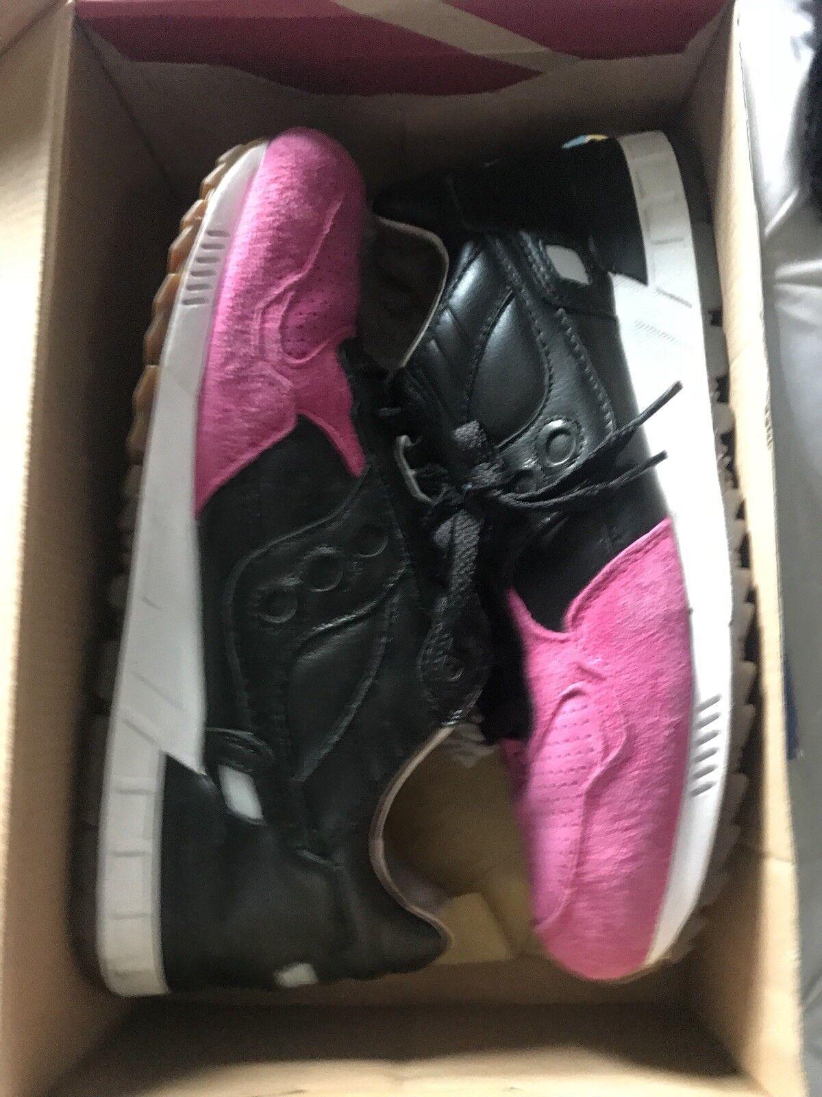 2012 Solebox x Saucony Shadow 5000  Pink Devil  - US Size 10 - RARE