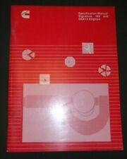Cummins  ISX QSX QSX15 Service Diagnóstico y Reparación Espanol Repair Manual CD