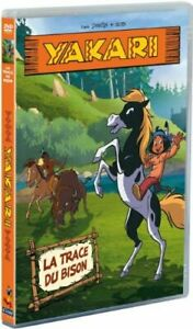 Yakari-La-trace-du-bison-Edition-Simple-DVD-NEUF