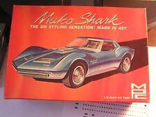 MAKO SHARK  model kit    MPC   #500    Partial build