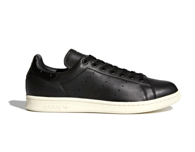 Adidas Originals Stan Smith Leather Men's Shoes Size 7 Women's 8.5 Core  Black