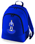 Football-TEAM-KIT-COLOURS-Wigan-Supporter-unisex-backpack-rucksack-bag miniatuur 4