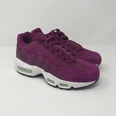 Nike Air Max 95 Premium Women's Shoes Size 6 True Berry 807443 602 | eBay