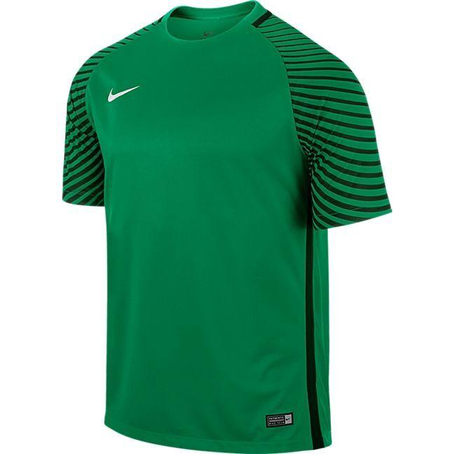 Nike Gardien Gardien Gardien Nike shirt à manches courtes Lucid Green UK Adulte Moyen BNWT 5c94da