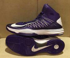 online store 68887 21769 item 4 New Mens Size 17.5 NIKE Hyperdunk TB Purple White High Hi Top Shoes  524882-500 -New Mens Size 17.5 NIKE Hyperdunk TB Purple White High Hi Top  Shoes ...