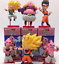 thumbnail 2 - 6pcs-Dragon-Ball-Z-Super-Saiyan-Goku-Goham-Buu-Boo-WCF-Figure-9-11cm