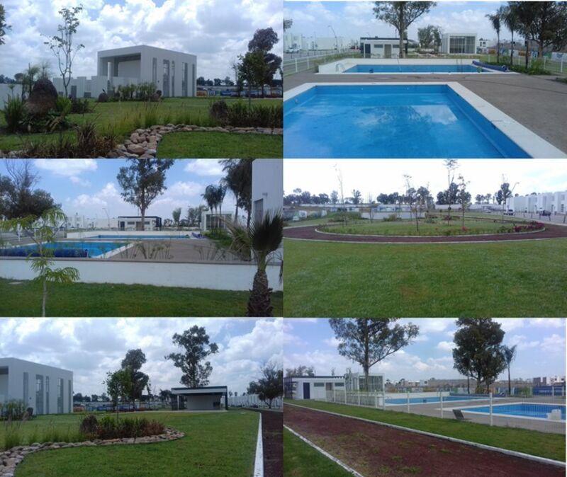 De particular, al Sur de Aguascalientes en Barlovento, 4 Recamaras una en Planta Baja 4.5 Baños