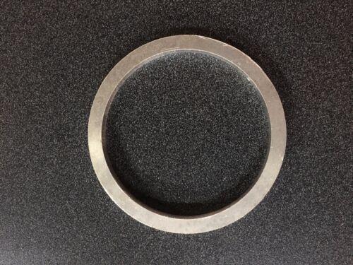 """Steel Ring x 2.5/"""" OD x 1.50/"""" ID A36 Steel .5 1//2/"""""""