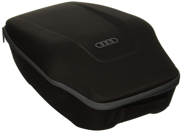 Audi 000 061 104 A Rear Seat Box, Black