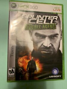 Splinter-Cell-Double-Agent-New-Xbox-360-FREE-S-H-B74A