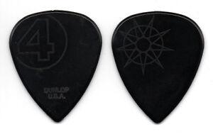Slipknot-Jim-Root-Signature-2016-Tour-Black-Molded-Guitar-Pick