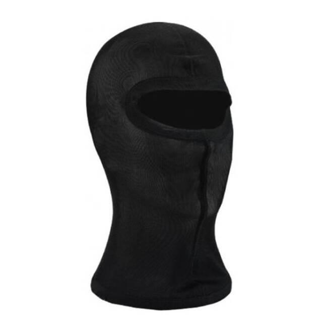 b86cc06e076 Trekmates Silk Balaclava Unisex Black Medium for sale online