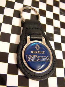 Renault-Williams-Clio-Keyring
