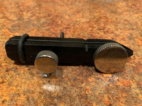 Fly Tying Vice Jaws