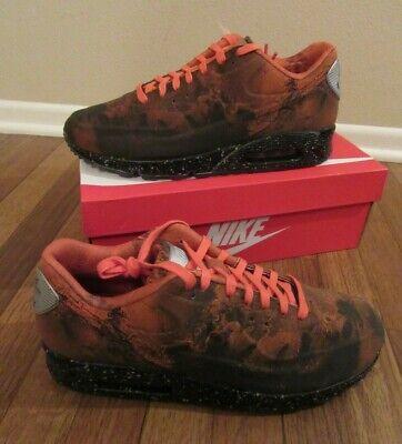 Nike AIR MAX 90 QS CD0920-600 /'MARS LANDING/' Mars Stone//Magma Orange sz 4-13