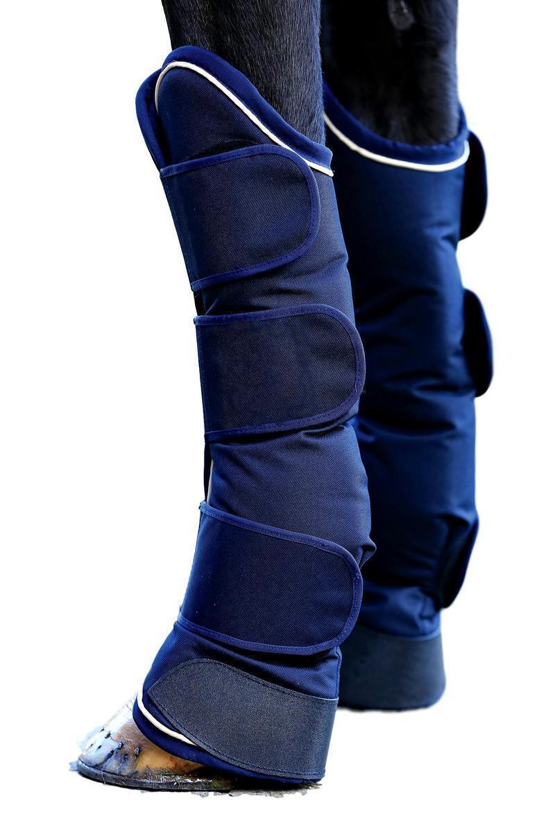 Horseware Ireland Rambo botas de viaje con panel reforzado para el envío de caballos