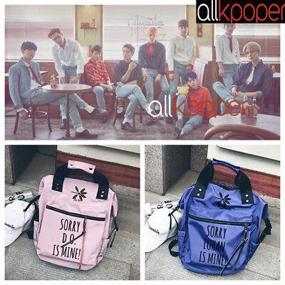 KPOP Schoolbag EXO TVXQ 2AM SNSD EXO Overdose Backpack Traval Satchel Laptop Bag