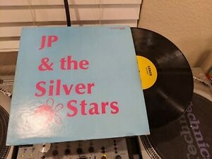 JP & THE SILVER STARS (Steel Band) 1971 Private Issue LP NM
