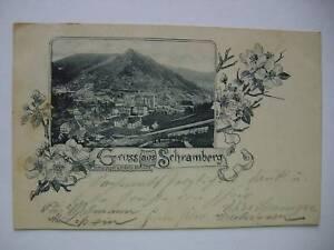Ansichtskarte Schramberg 1899 Schwarzwald