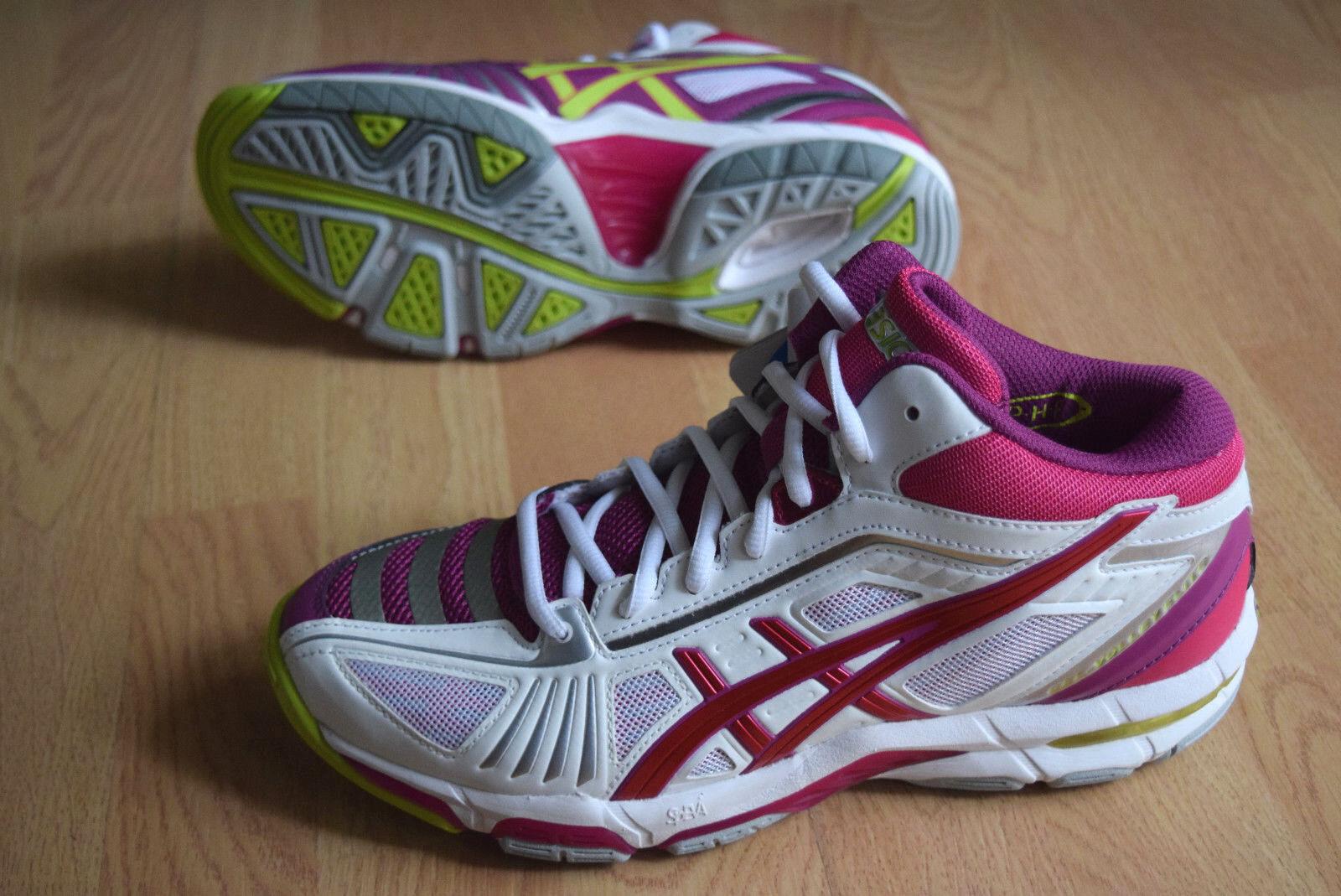 Asics Gel Volley Elite 2 MT 37 38 39 40 41 42 Scarpe da Pallavolo B350N 0125