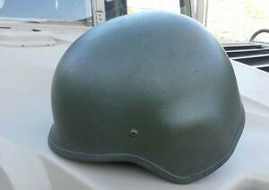 Kopfbedeckungen & Helme Niedrigerer Preis Mit Army Nato Military Infantrie Helm Helmet Gefechtshelm Schutzhelm Oliv Medium Weich Und Leicht