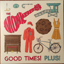 """The Monkees – Good Times! Plus! - limited RED vinyl 10"""" 2016 RSD Black Friday"""