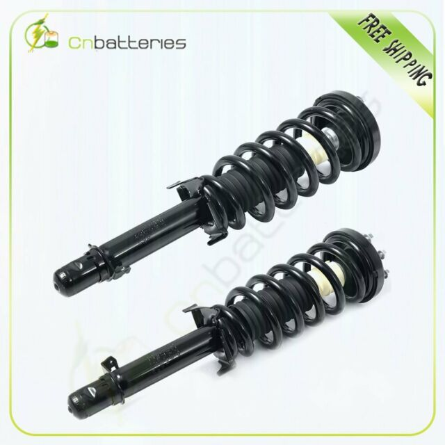 Suspension Strut And Coil Spring Assembly-SH-AWD Front