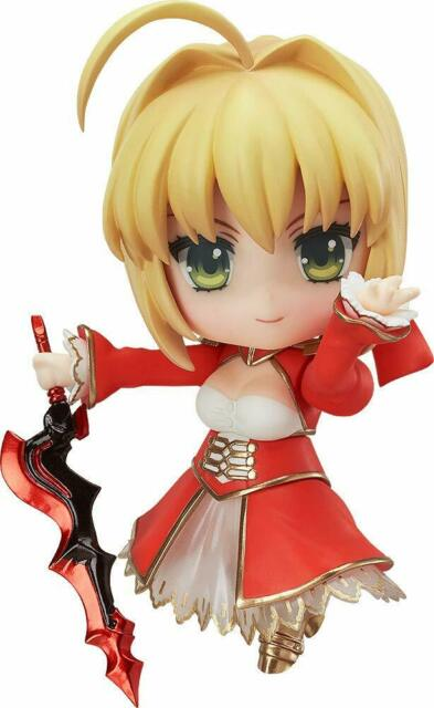 Nendoroid Fate / EXTRA Saber Extra non-scale ABS & PVC painted action figure res