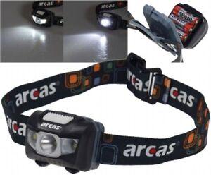 LED-Stirnlampe-Kopf-Lampe-CREE-5W-160-Lumen-inkl-Batterien-EXTREM-HELL
