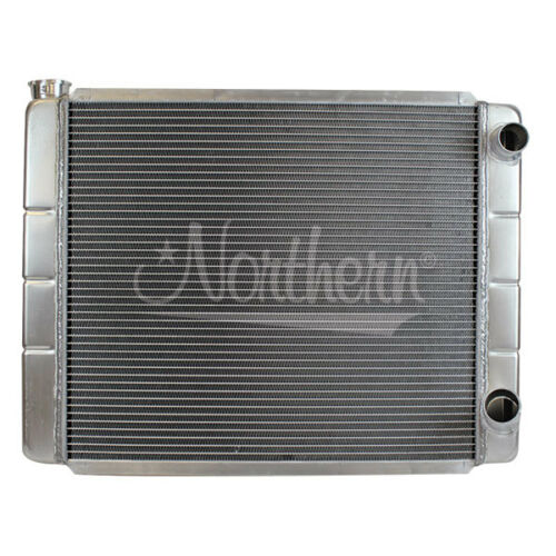 """26/"""" W X 19/"""" H Chevy /& other GM Race Pro Double Pass Radiator Northern 209635"""