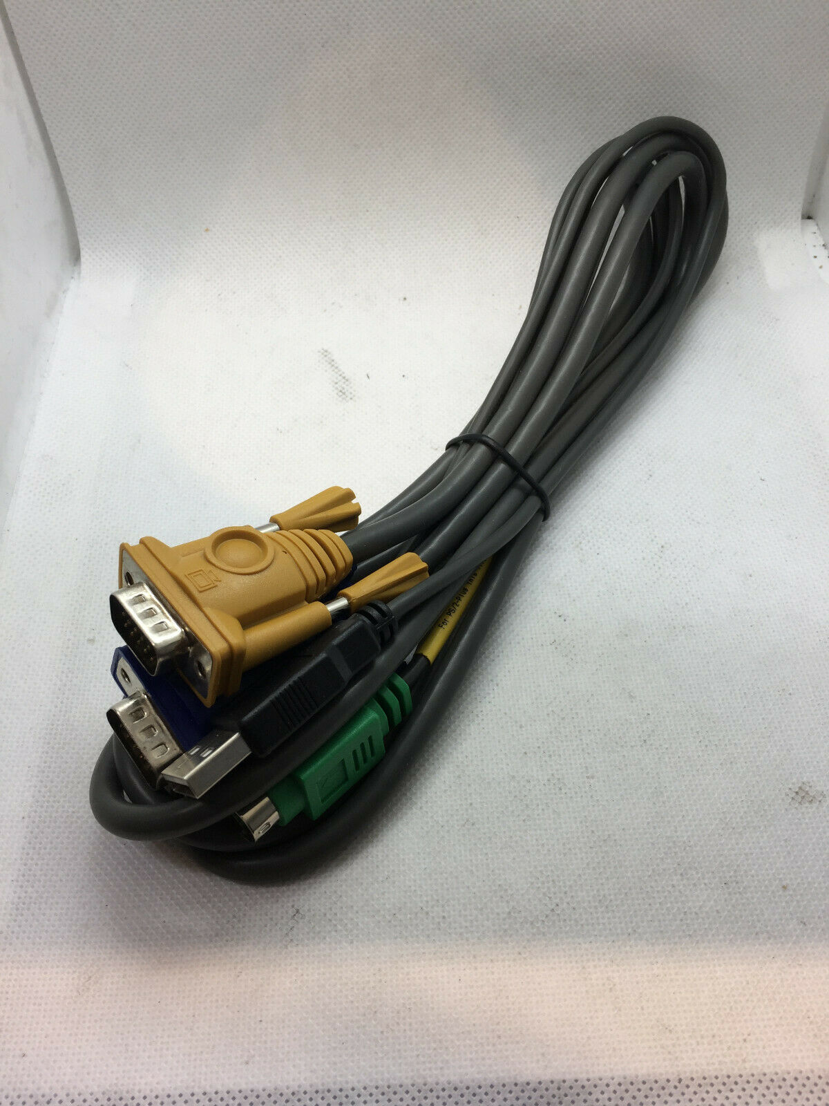 Port USB Display Port Cable KVM CABLE NEW SEALED UK SELLER FREE P&P #B51