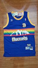 Allen Iverson #3 Denver Nuggets Swingman Jersey Basketball Blue Men Medium M
