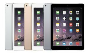 Apple iPad Air 2 Wifi Only 9.7 inch 16gb, 32gb, Gray, Gold, Silver