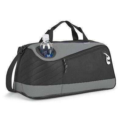 "Gemline Replay 18"" Sport Duffel Bag for Travel or Gym / Gym Bag - New"