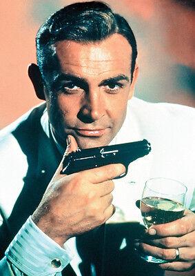 James Bond 007 Sean Connery PPK POSTER