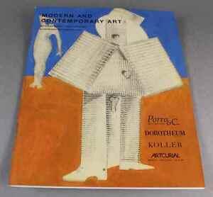 Auktionskatalog-Dorotheum-Porro-Koller-Artcurial-Namhafte-Kuenstler-S145