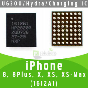 iPhone-8-8-X-XS-XS-Max-1612A1-Charging-Power-IC-Lade-Chip-Tristar-U6300-Hydra