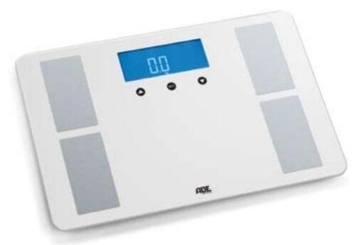 Ade BA 1100 Marike Personen-Waage Körperanalysewaage Sensor weiss Muskeln Fett