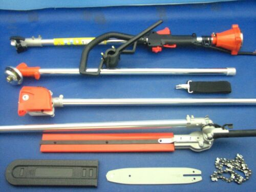 Umrüstsatz Motorsense 2in1 zum Multitoolgerät 4in1 passend für Zipper ZI-MOS145G