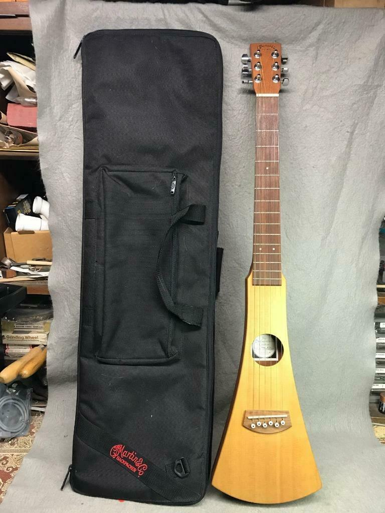 VINTAGE MARTIN THE BACKPACKER STEEL STRING GUITAR & CASE MEXICO SER  146,579