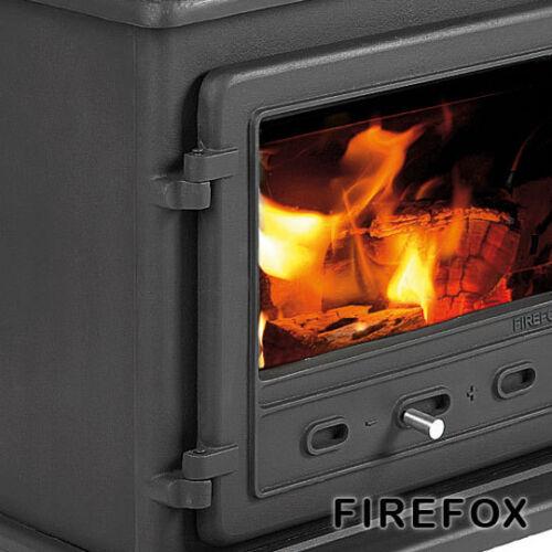 Stove Fire Glass Classic 5 250x 212mm x 4mm High Quality Robax Glass