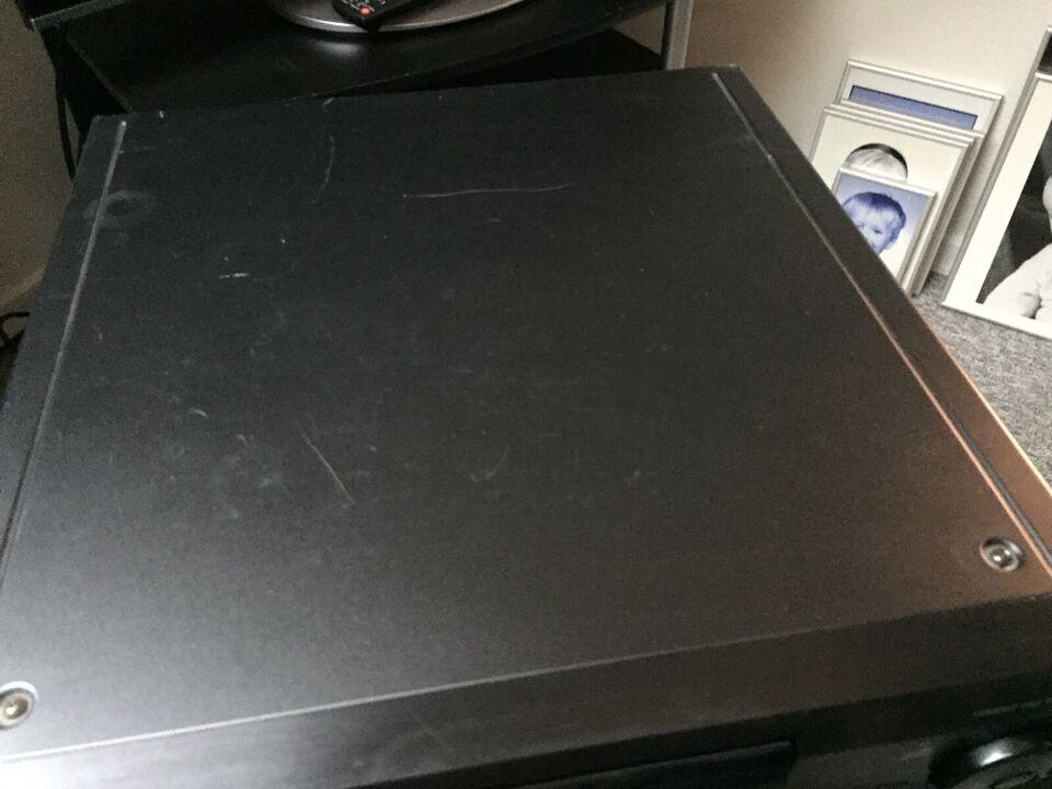 CD afspiller, Sony, Cdp-cx250